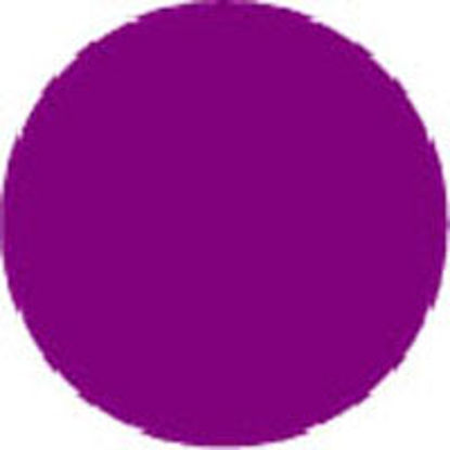 "Picture of 2"" Circle Labels - PURPLE-100 labels/roll"