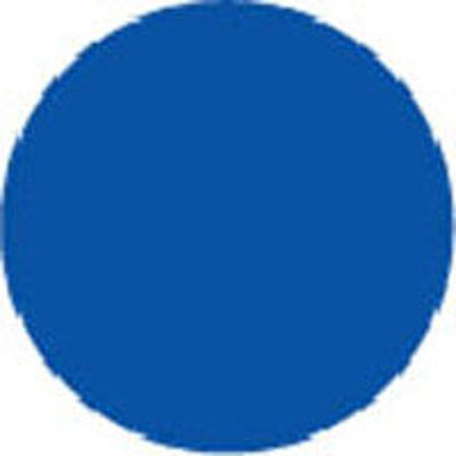 "Picture of 2"" Circle Labels - BLUE-100 labels/roll"