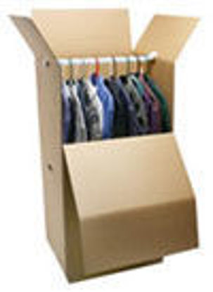 Picture of Tall Wardrobe