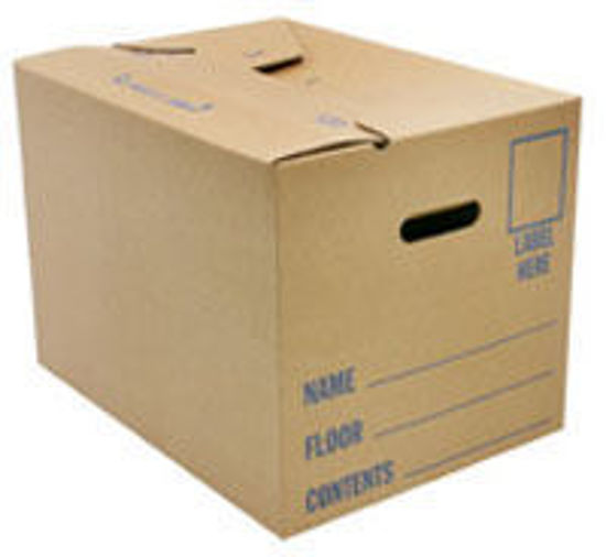 """Picture of Ultimate Book Box 17 1/2"""" x 12 1/2"""" x 12 1/2"""""""