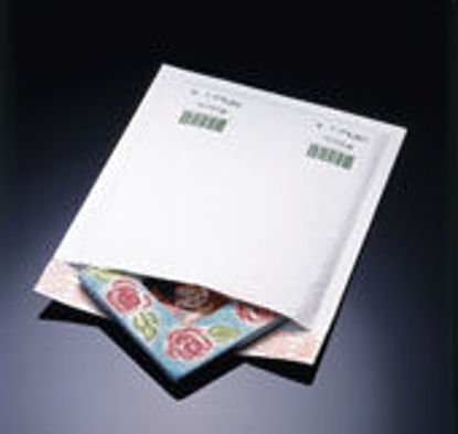 Picture of Jiffylite Bubble Mailers-#1 - WHITE - 7 1/4 X 12