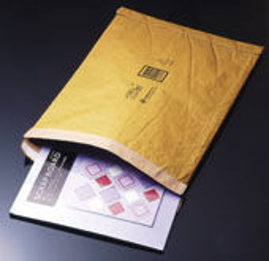 """Picture of Padded Mailers #1-Self Seal - 7 1/4 X 12"""""""