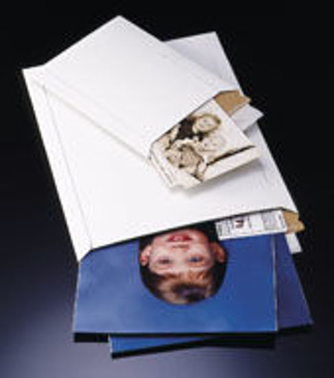 Picture of Video Cassette Mailers - 8 X 5 X 1 1/4""