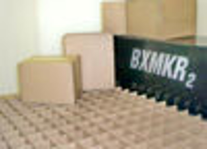 """Picture of Corrugated Boxes 200 T - 18 1/2 X 18 1/2 X 10 1/2"""" KRAFT"""