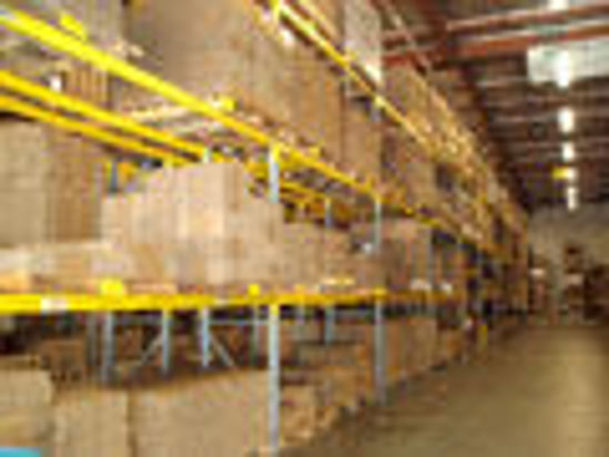 "Picture of Corrugated Boxes 200 T - 4 X 4 X 9"" Kraft"