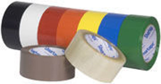 Picture of Carton Sealing Acrylic Tape AP 201 - YELLOW