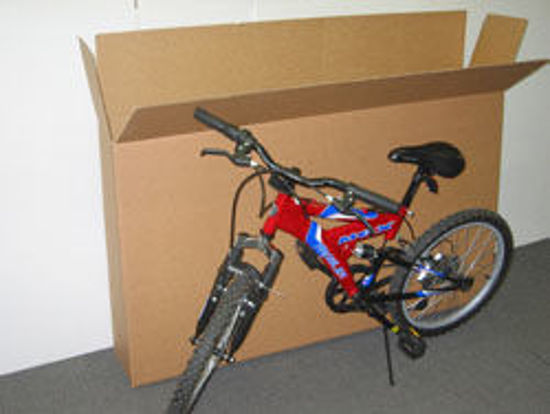 """Picture of Bicycle Box D/W 275 TEST 54 x 8 x 28"""""""
