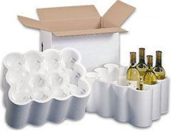 Picture of 12 Wine Bottle Pack