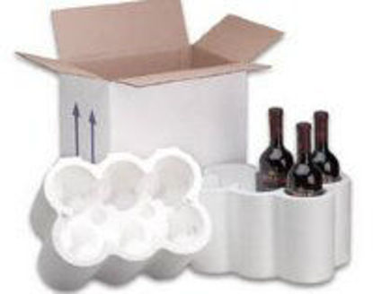 Picture of 6 Wine Bottle Pack