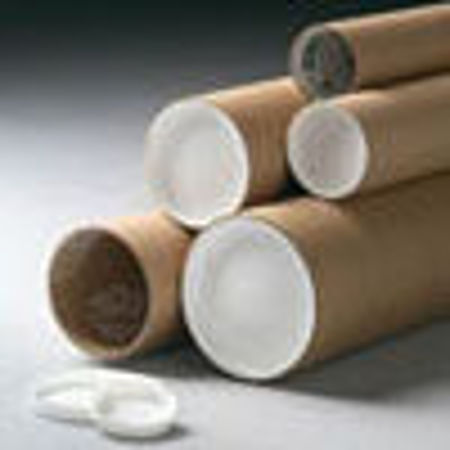 Picture for category Kraft Mailing Tubes