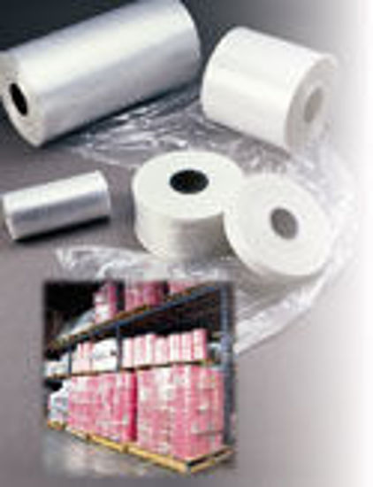 Picture of Shrink Film Centerfold Polyolefin 60 Gauge - 1 Roll
