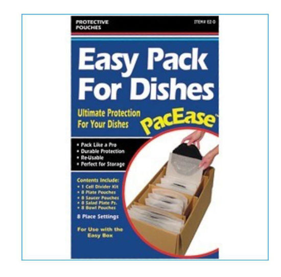 Picture of EZ Pack Dishes Kit