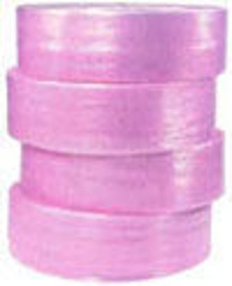 """Picture of Anti-Static Bubble Wrap - 24"""" X 250'/ LG 1/2"""" P12"""