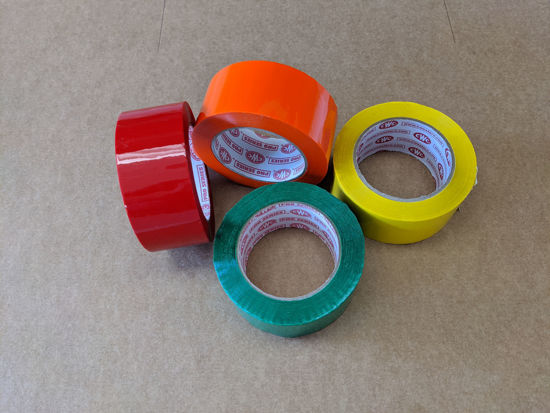 Picture of Color Tape - Red