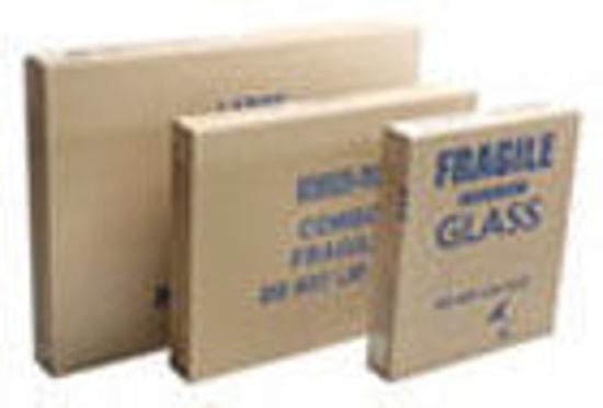 """Picture of 40 X 8 X 40"""" 350 Test FOL Heavy Duty Picture Box 40 x 8"""