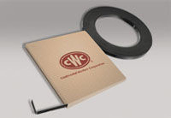 """Picture of Steel Mini Coil - 1/2"""" Wide ; .023"""" Thick ; 300' Long"""
