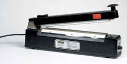 """Picture of Table Top Impulse Sealer w/Bag Cutter - 16"""""""