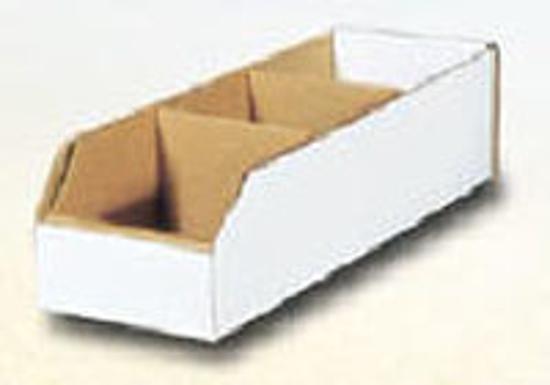 "Picture of Bin Box Dividers for 8"" Bin - 3 3/4 X 7 5/8 X 4 1/4"""