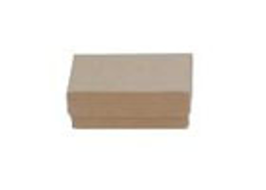 """Picture of Kraft Jewelry Boxes 3 1/2 X 3 1/2 X 1 1/2"""""""