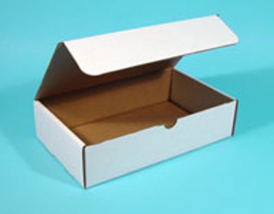 Picture of 8X5X1-1/4 200T #3WHT TUCK TOP (VIDEO) MAILER 50/BD-